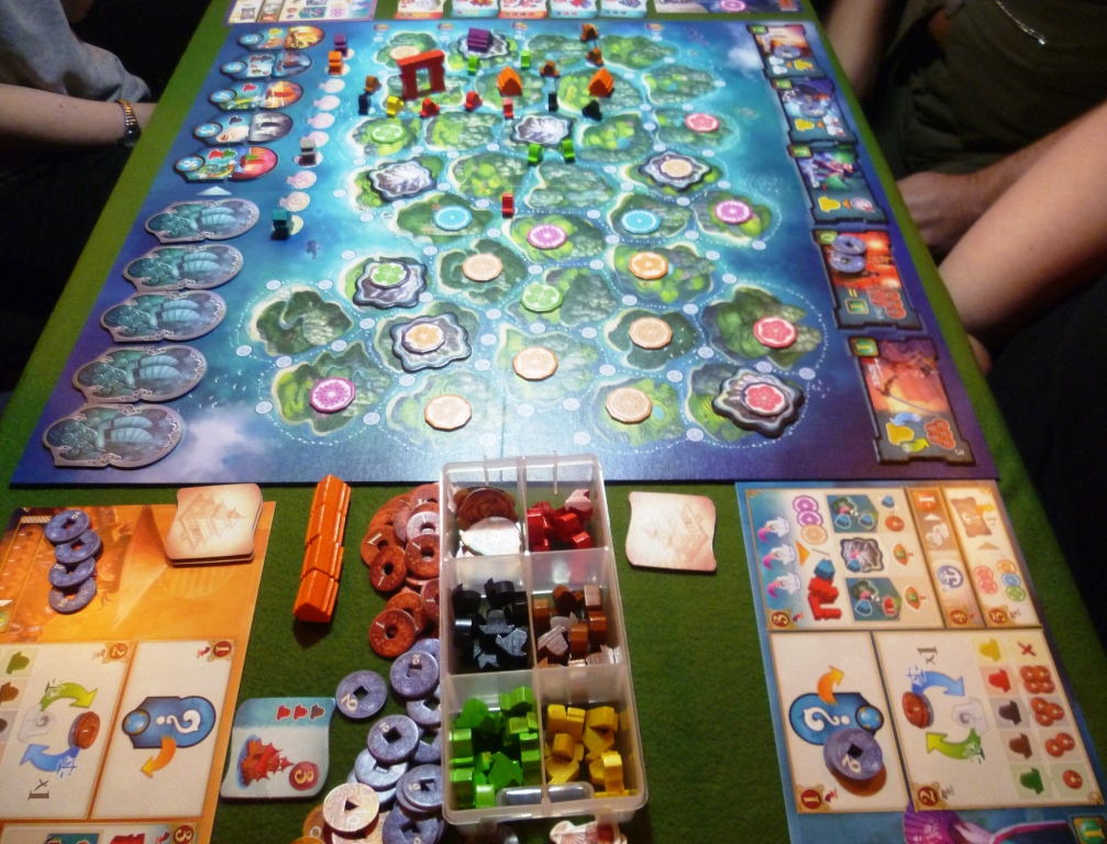 Yamatai later in the game