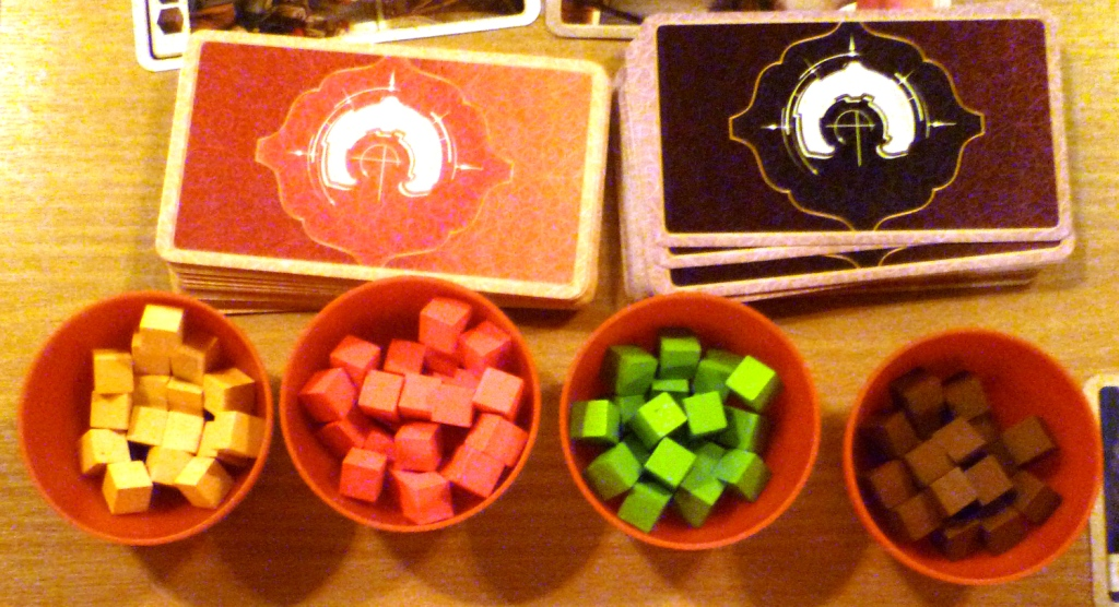 The cute (but light) bowls which tend to move around each time you dip into them for cubes