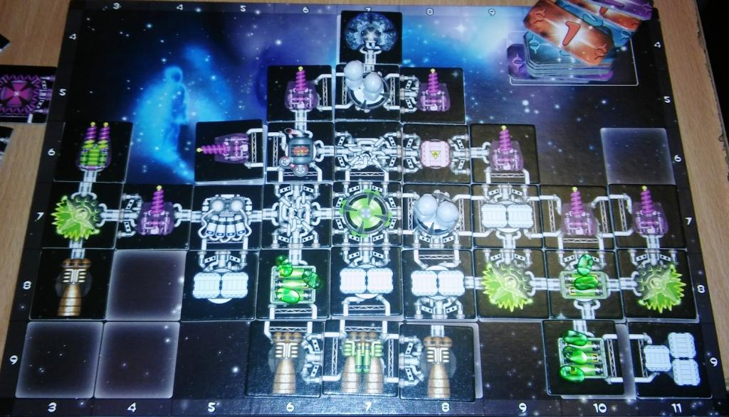 A Galaxy Trucker - Not the fastest ship with 5 speed but plenty of cargo space.