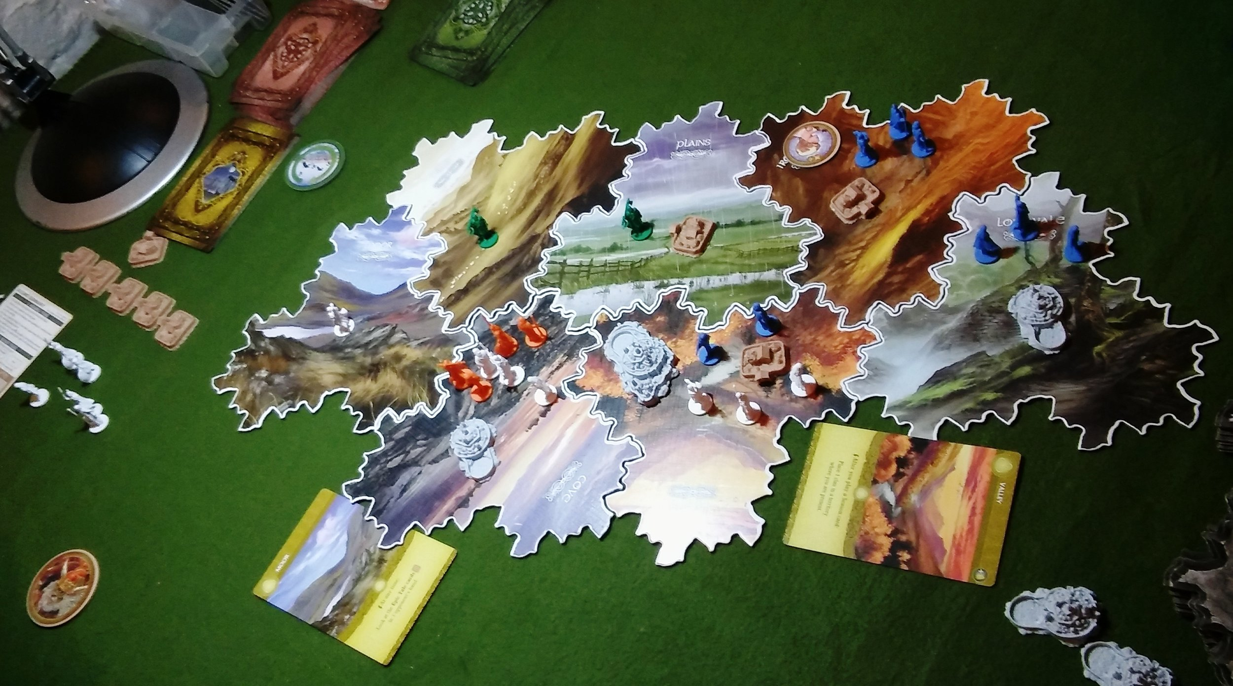 Inis - a game I have yet to play