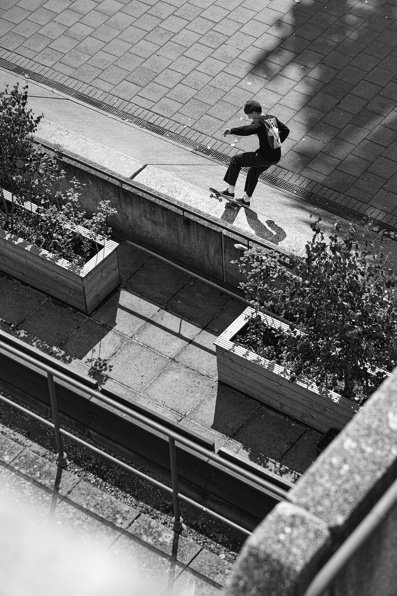 Jasper Pegg | Switch Blunt Revert