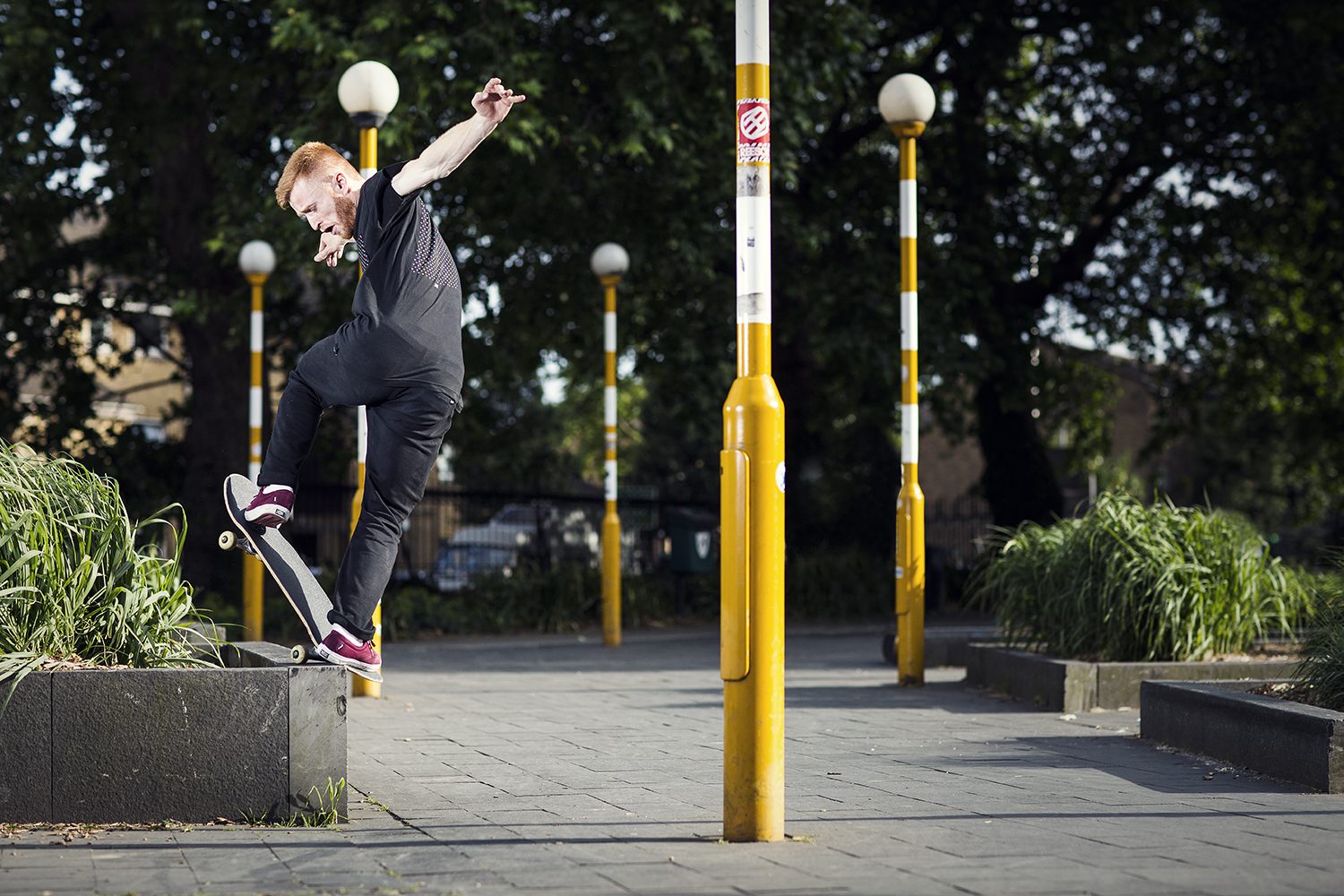 Charlie Munro | BS 180 Fakie 5-0 FS out