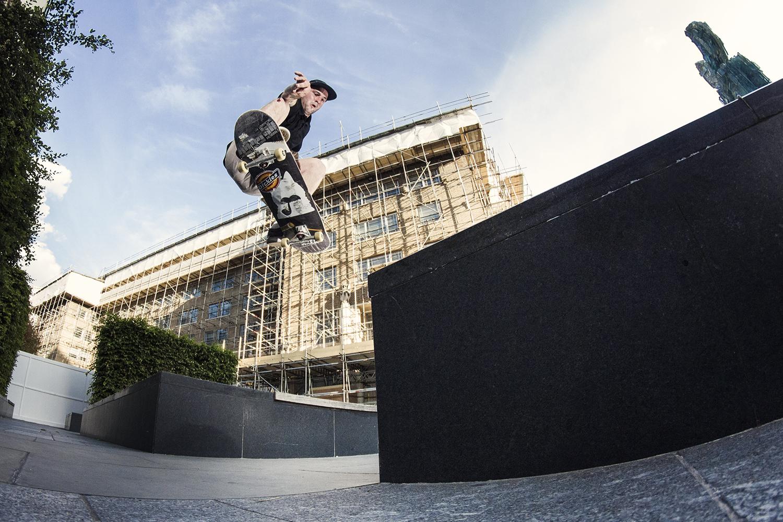 Harley Miller | Gap to Tailslide