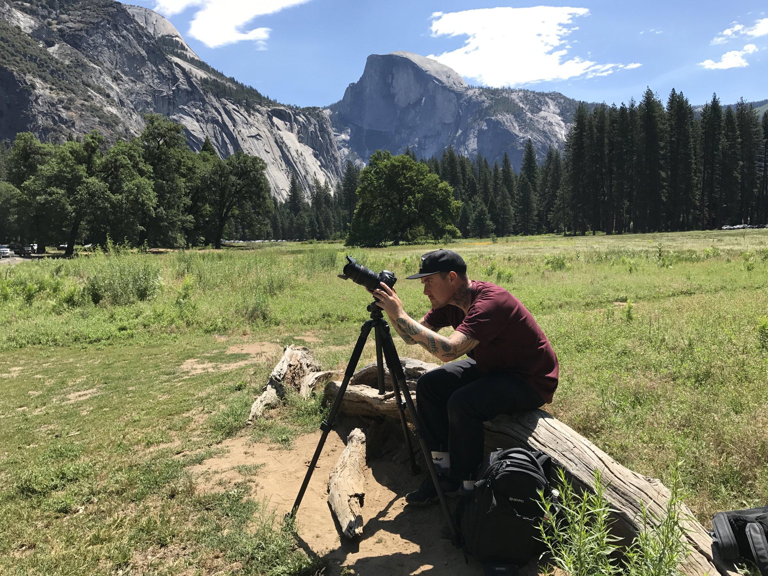 lee Kirby photography Yosemite national park