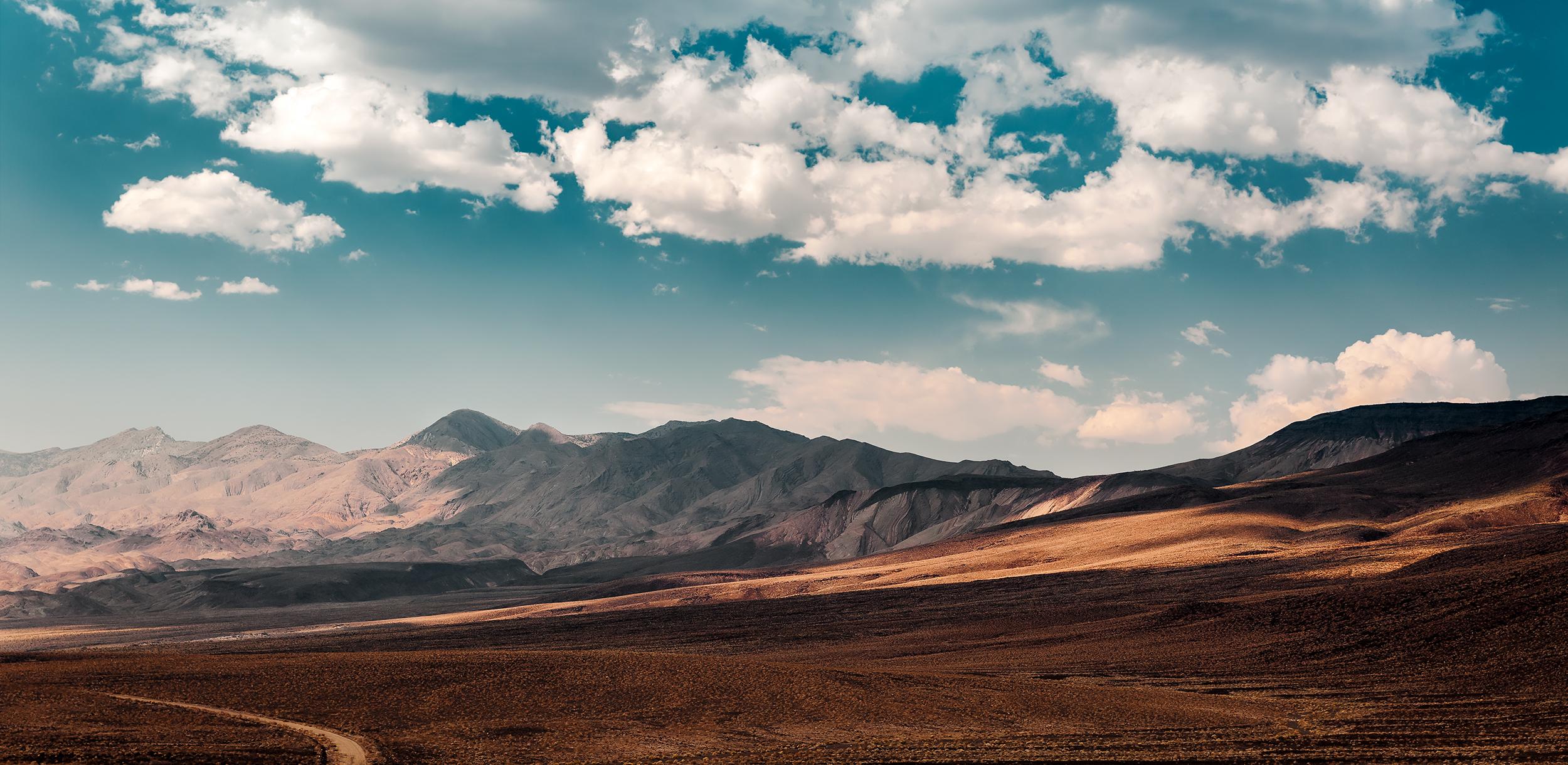 Father Crowley, Death Valley, CA
