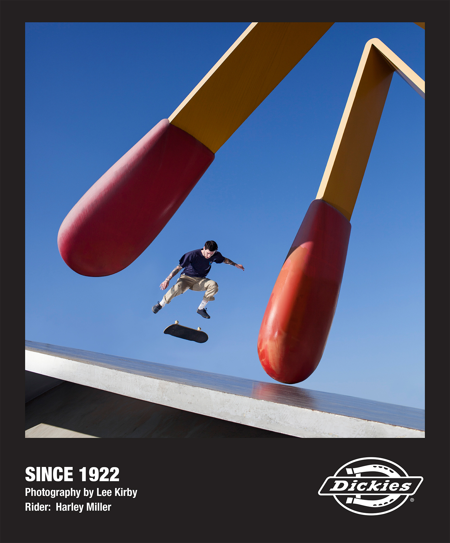 Advertising Campaign DICKIES  1 Image