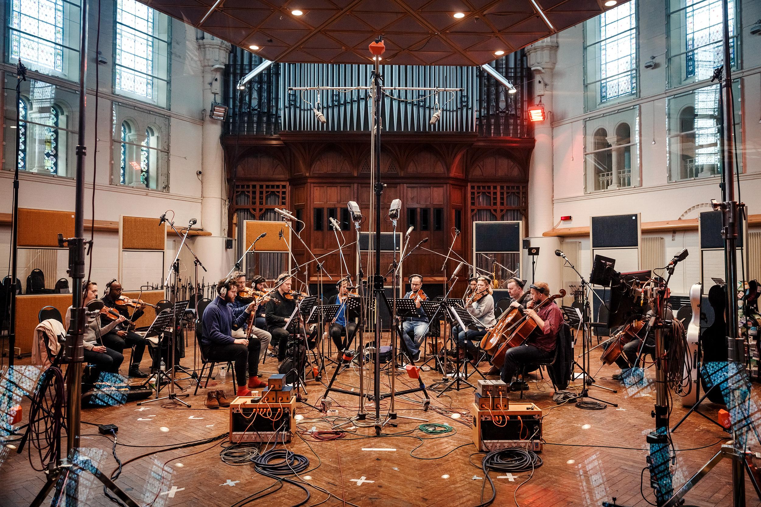 Ólafur Arnalds | Chamber Evolutions Recording
