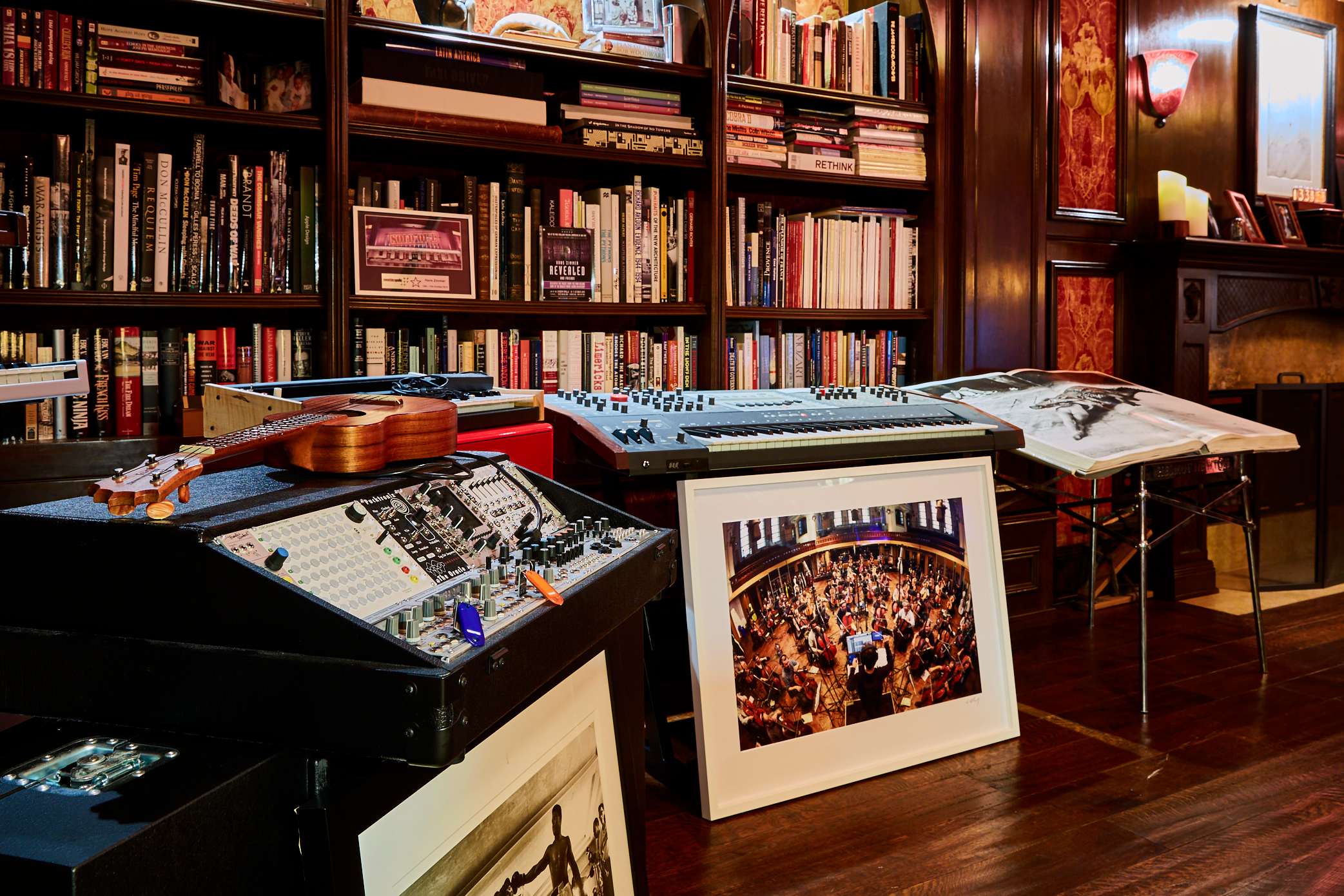 Hans Zimmer Studio Spitfire Audio | Lee Kirby Photography Portrait Photographer London U.K