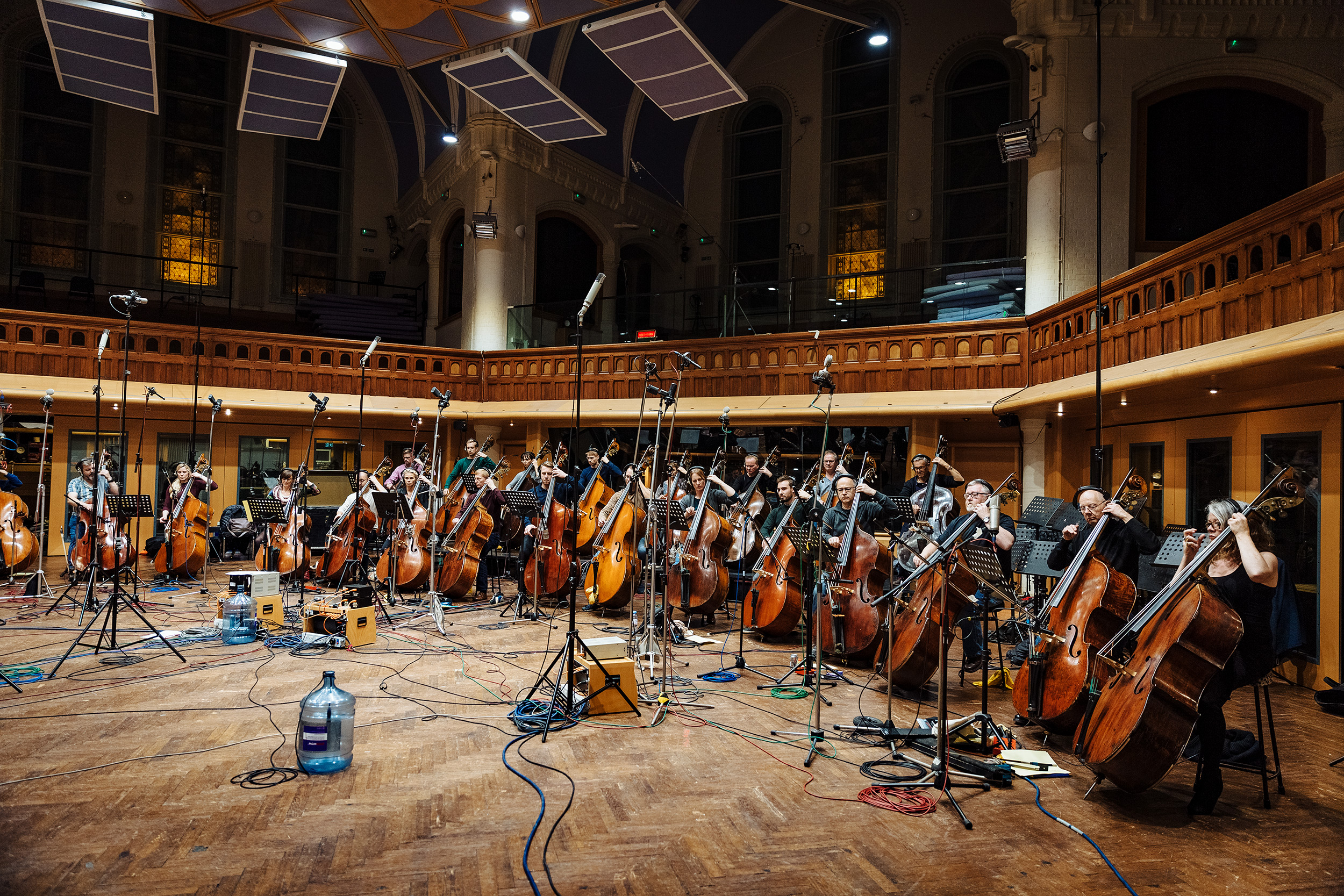 Hans Zimmer Strings Spitfire Audio | Lee Kirby Photography Portrait Photographer London U.K