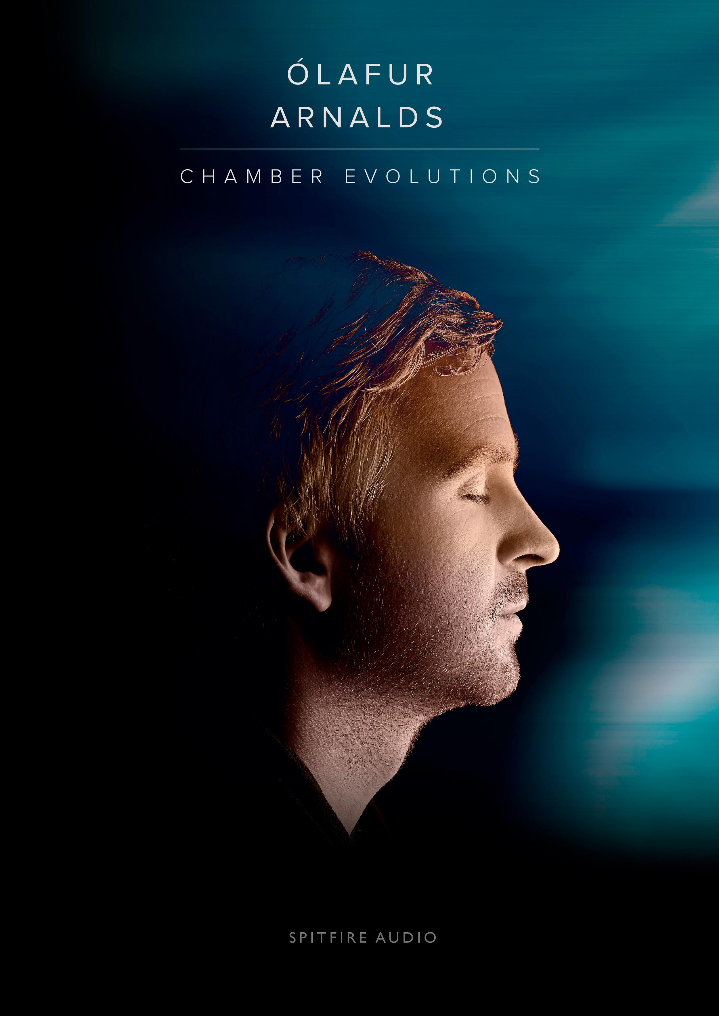 Ólafur Arnalds Chamber Evolutions Artwork Spitfire Audio