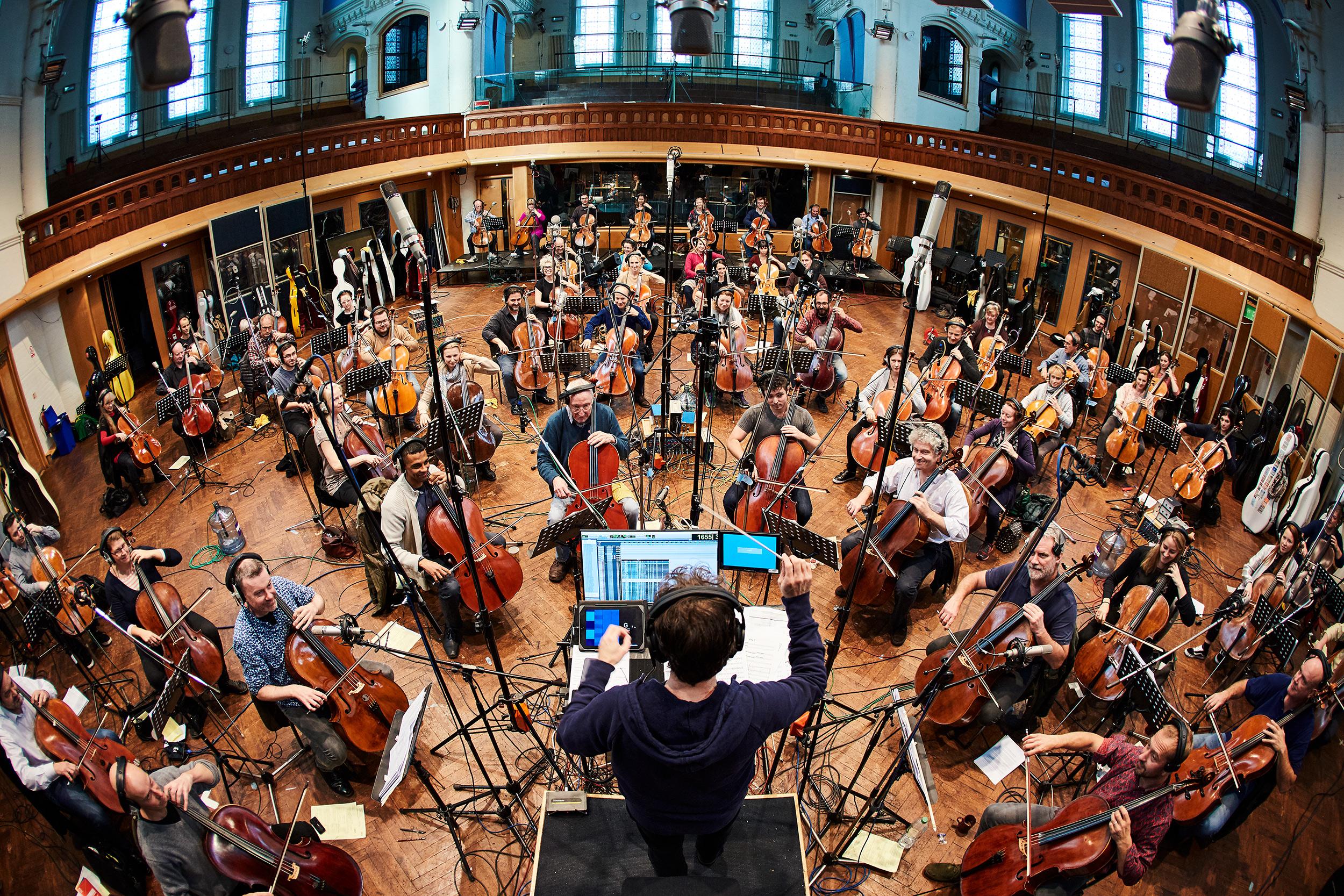 Hans Zimmer Strings | Spitfire Audio