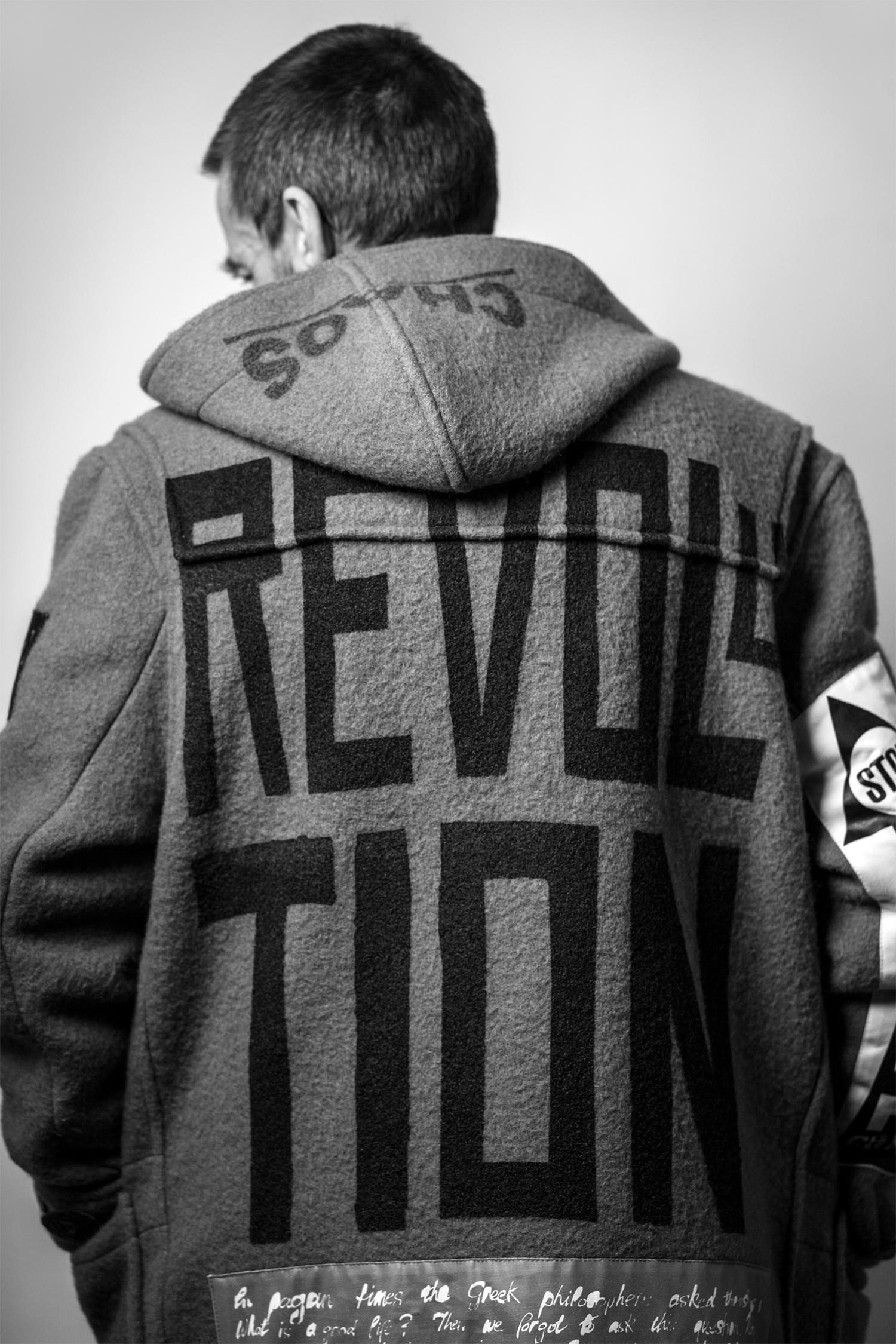 Revolution,  2013