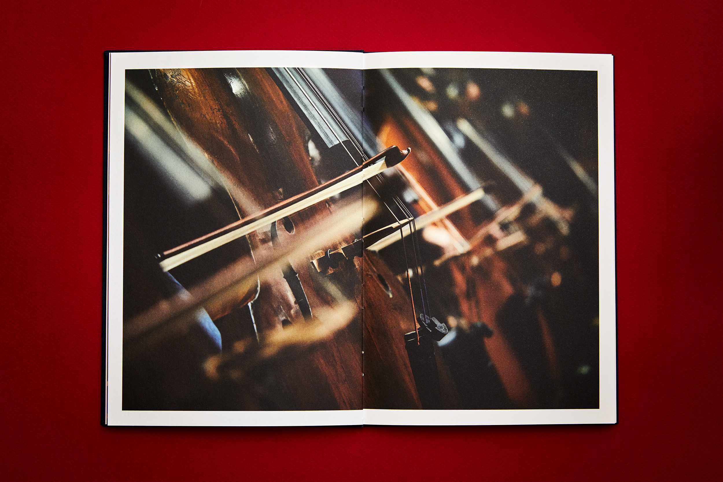 Hans Zimmer Strings | Lee Kirby Freelance Photographer London UK