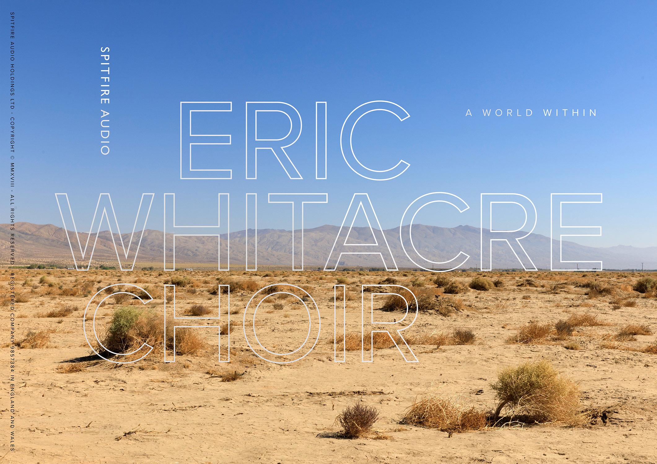 Eric Whitacre Choir SPITFIRE AUDIO  11 Images