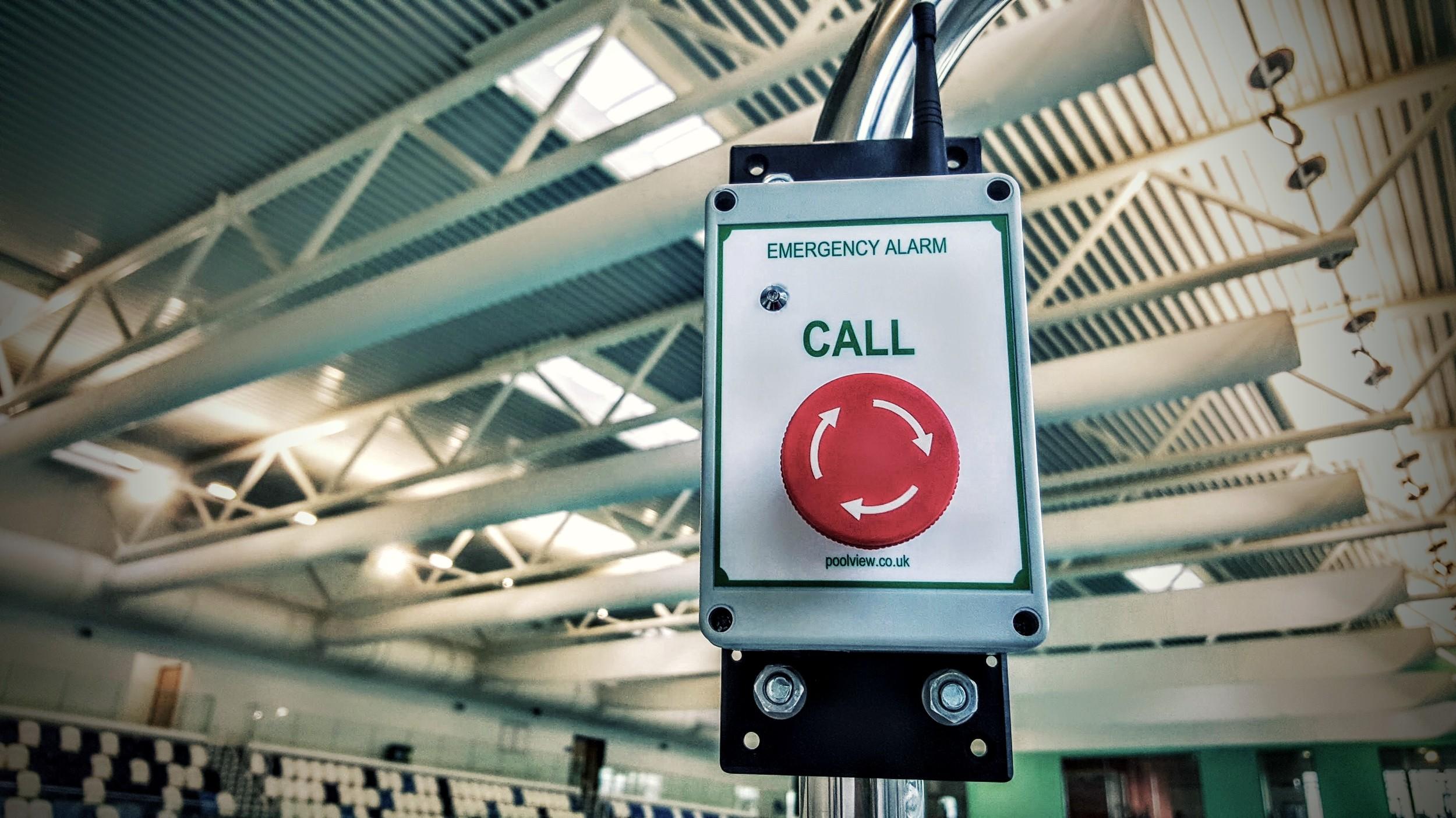 Wireless Emergency Alarm System