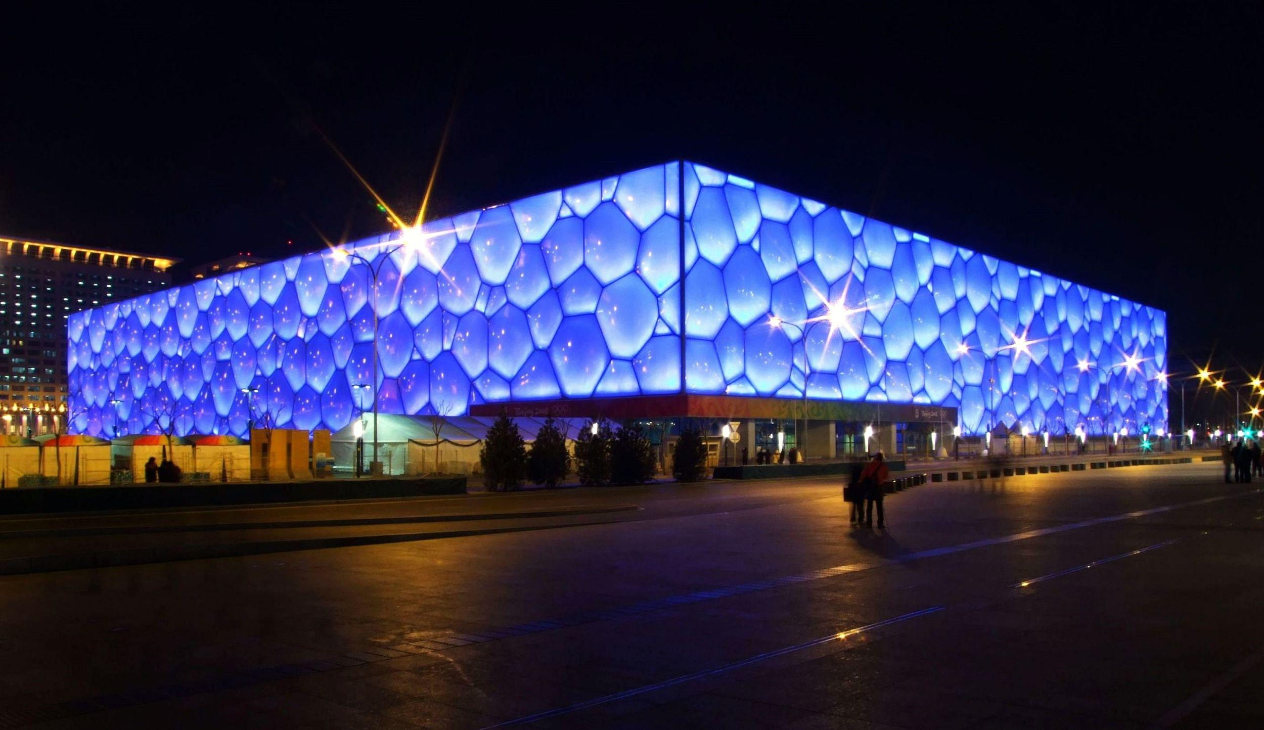 Beijing National Aquatics Centre