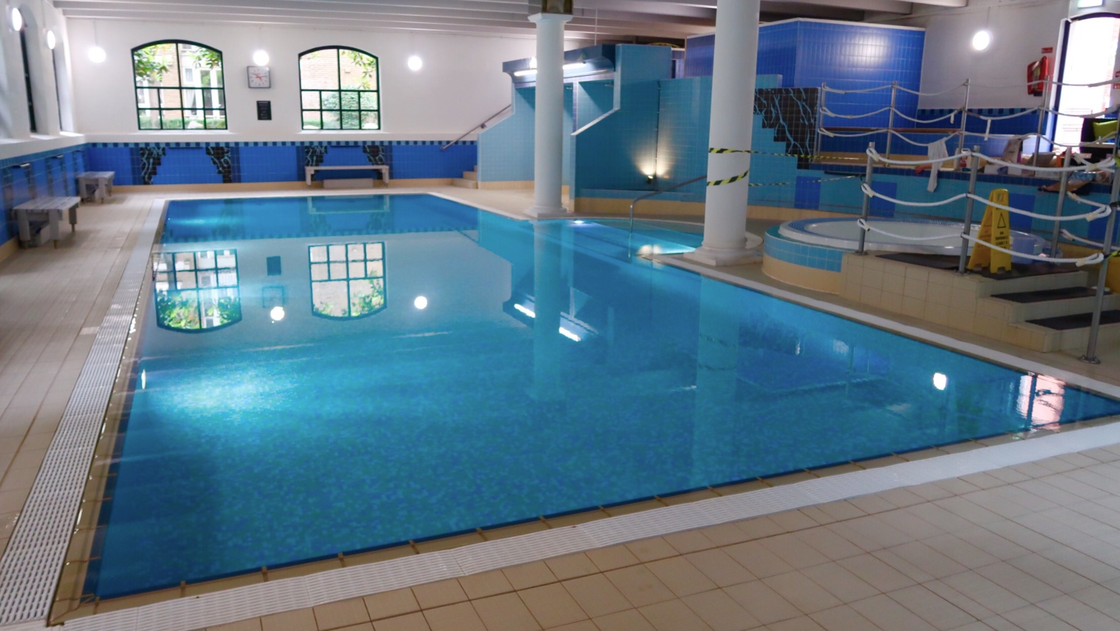 """SwimEye offers a perfect """"alert"""" solution for swimming pools which are not regularly lifeguarded"""