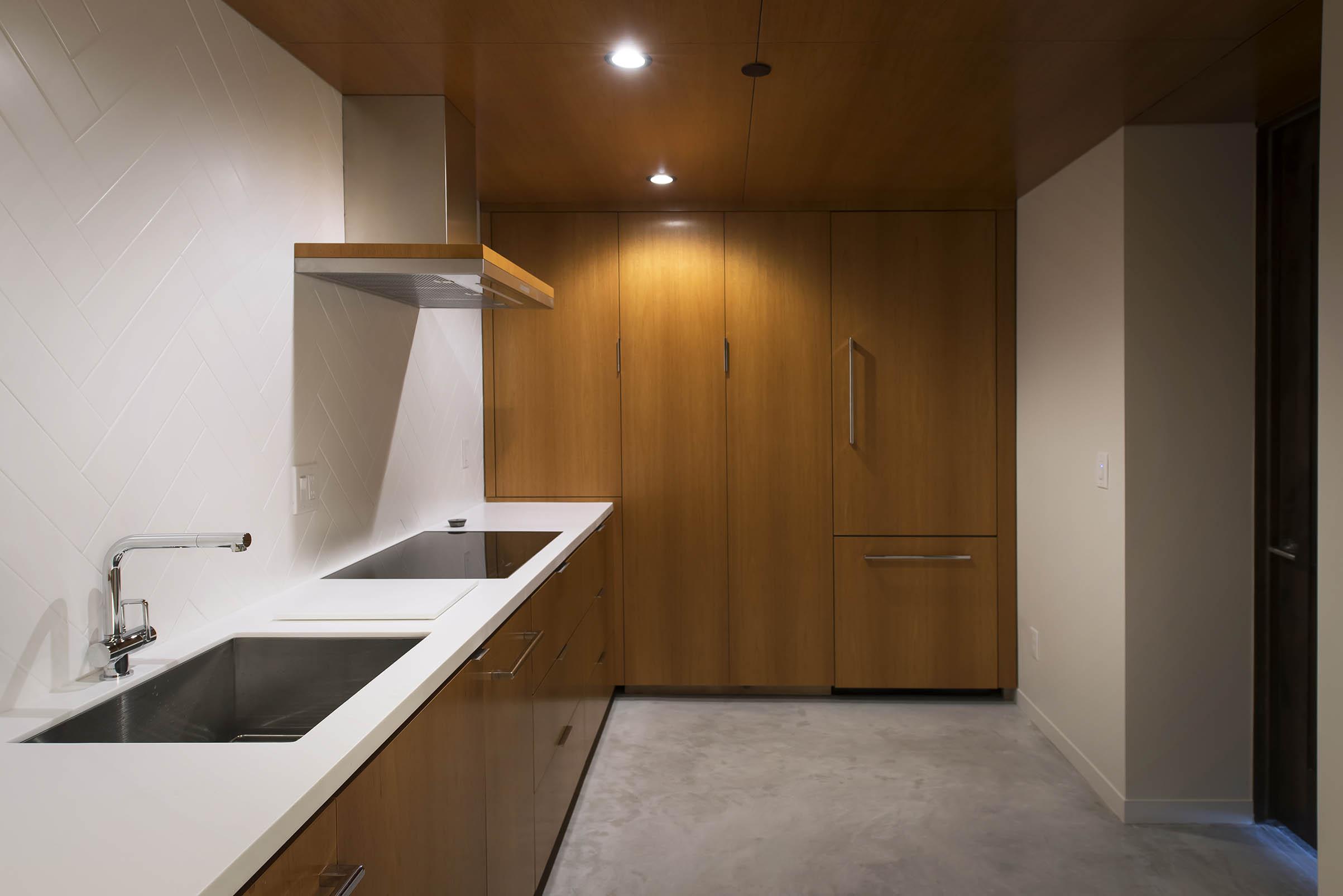 tasting room kitchen