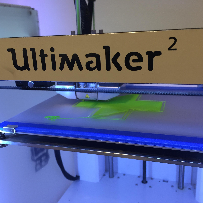 FLEKS3D SIMPLE on Ultimaker