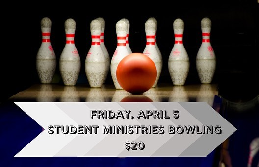 Don't miss bowling this Friday! It's gonna be a great night. Swipe for details ➡️ and sign up online through the link in our bio! Invite your friends 👯‍♀️