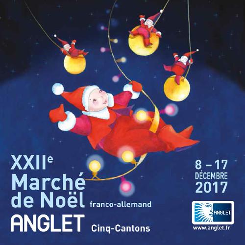 Affiche Marché Noël Anglet 2017 FB 600x600.jpg