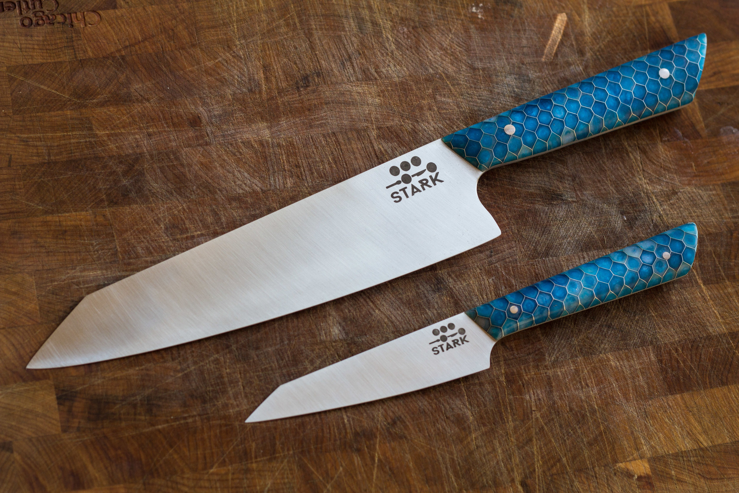 Stark Creations—Custom Knives - Kitchen