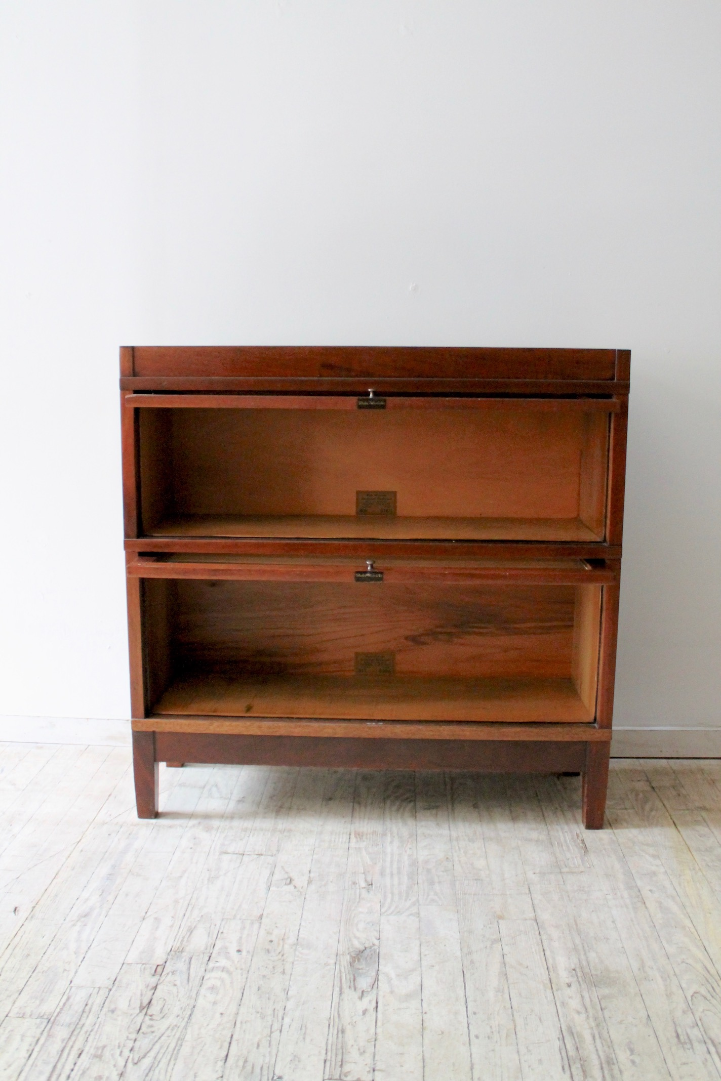 Globe Wernicke Barrister Bookcase Sold Cabin Modern Ny Mid Century Modern Furniture Textiles And Housewares Brooklyn Nyc