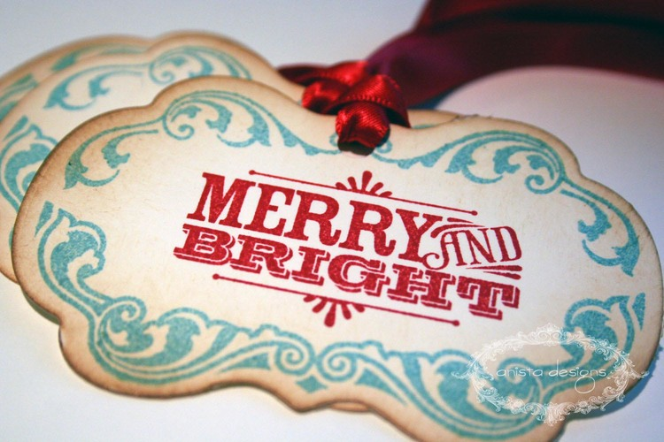 Merry and Bright  - from $2.25
