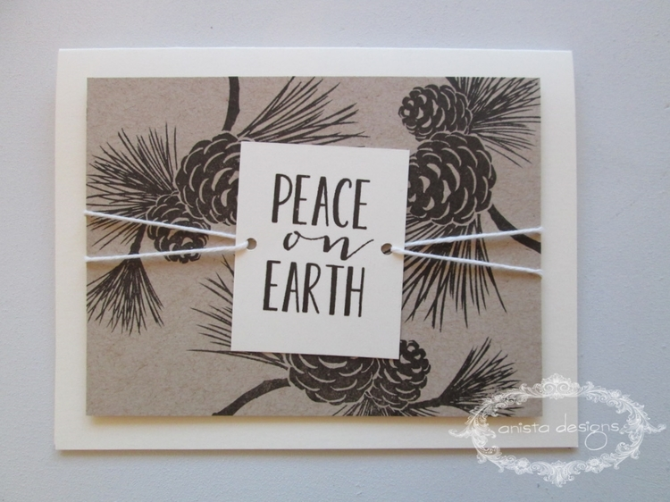 Peace on Earth  - $50 for a set of 10