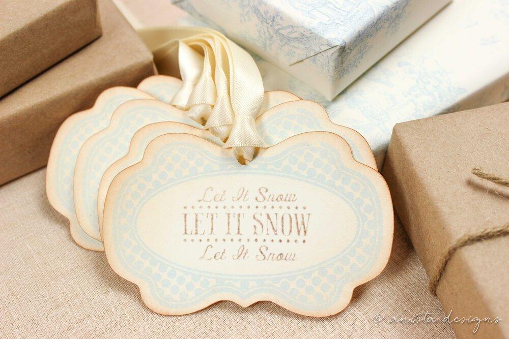 2/'/' Tag Let it snow