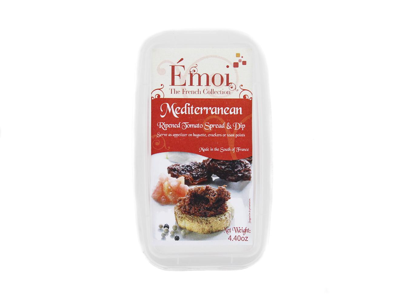Mediterranean Sun-dried Tomato Tapenade