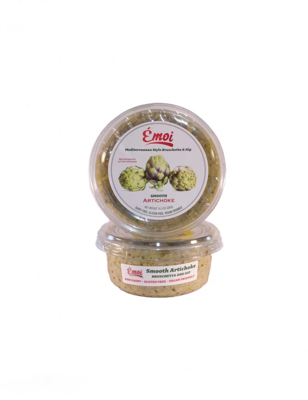 Mediterranean Style Artichoke Dip Smooth