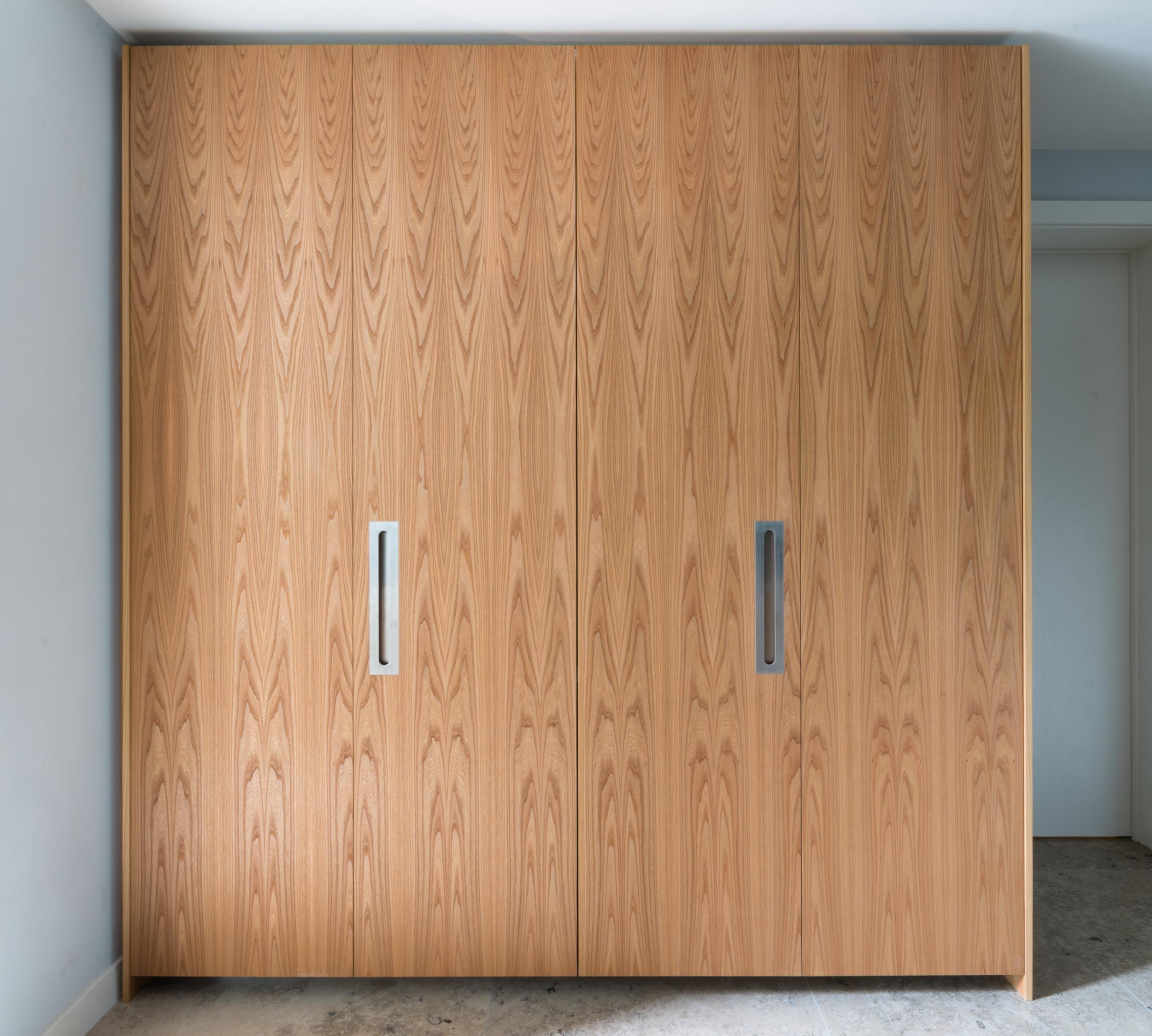 Copy of Powell Picano London - Clifton gardens bespoke kitchen custom veneered doors