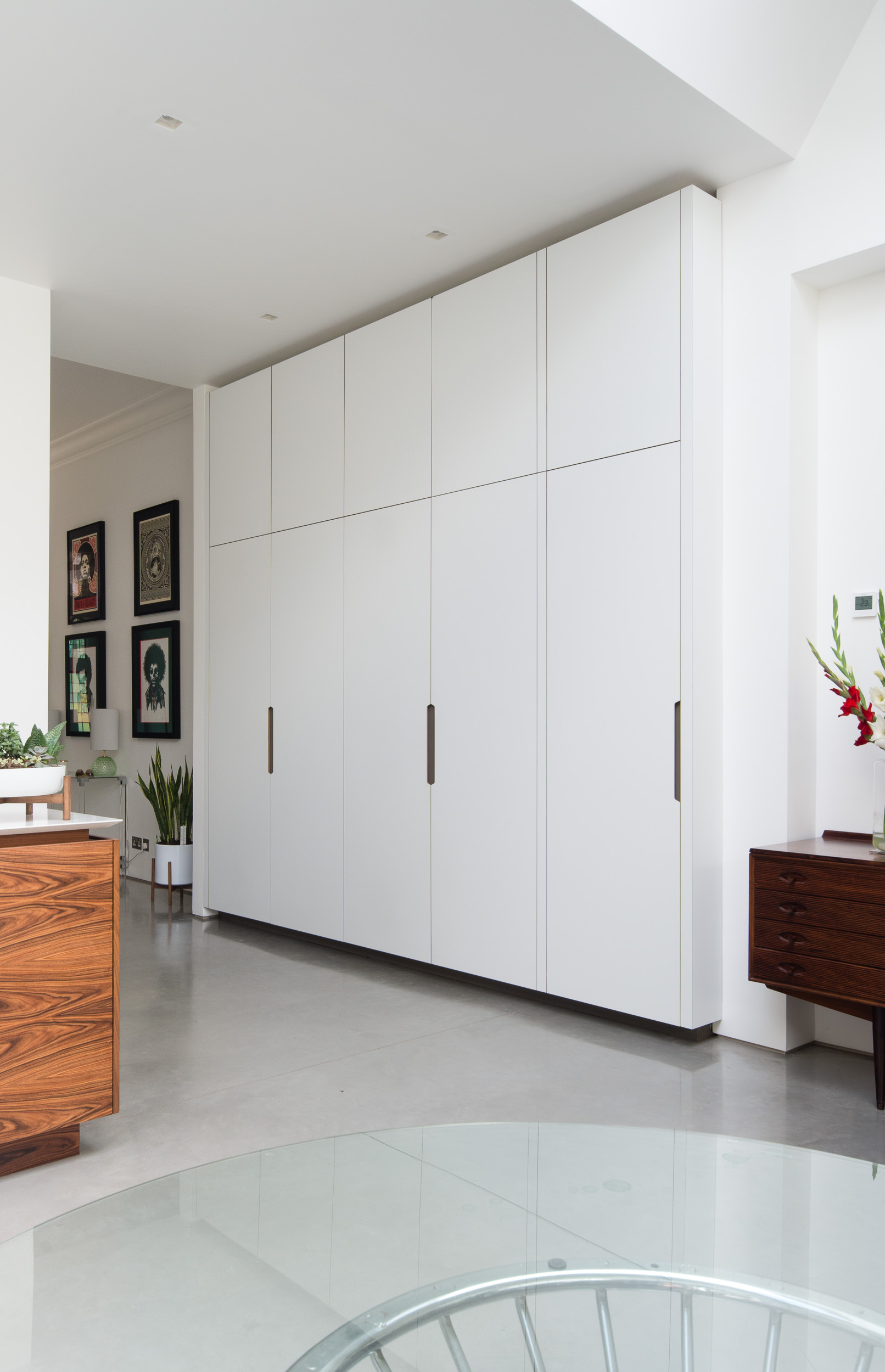 """Bespoke fitted cabinets - """"Ealing Common"""""""
