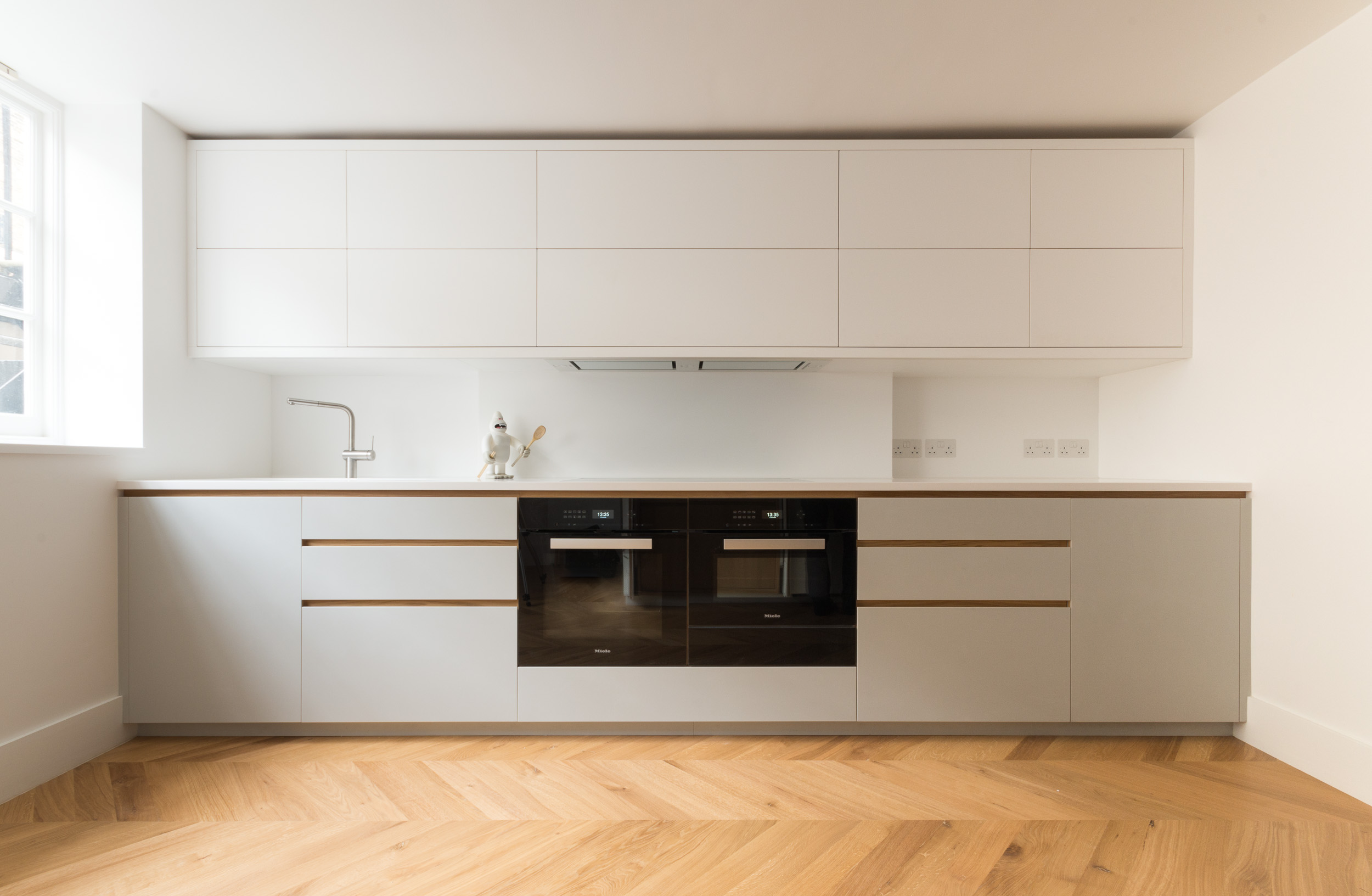 Copy of Bespoke Graham Terrace Kitchen and bespoke cabinets in West London