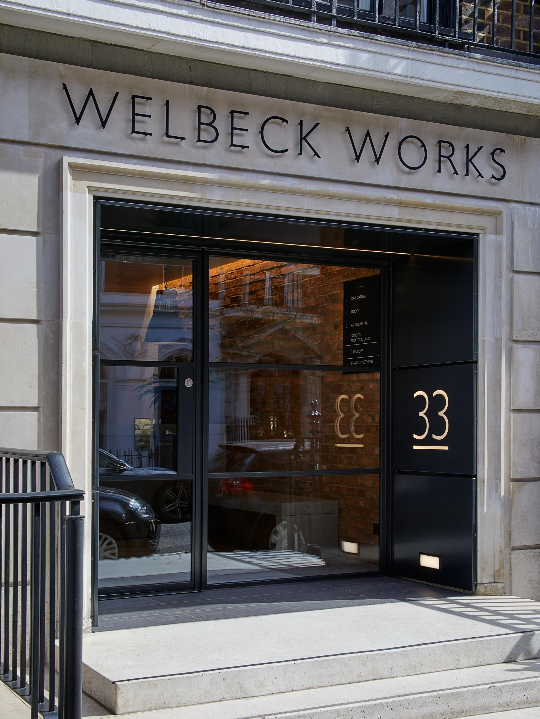 Welbeck works creative office