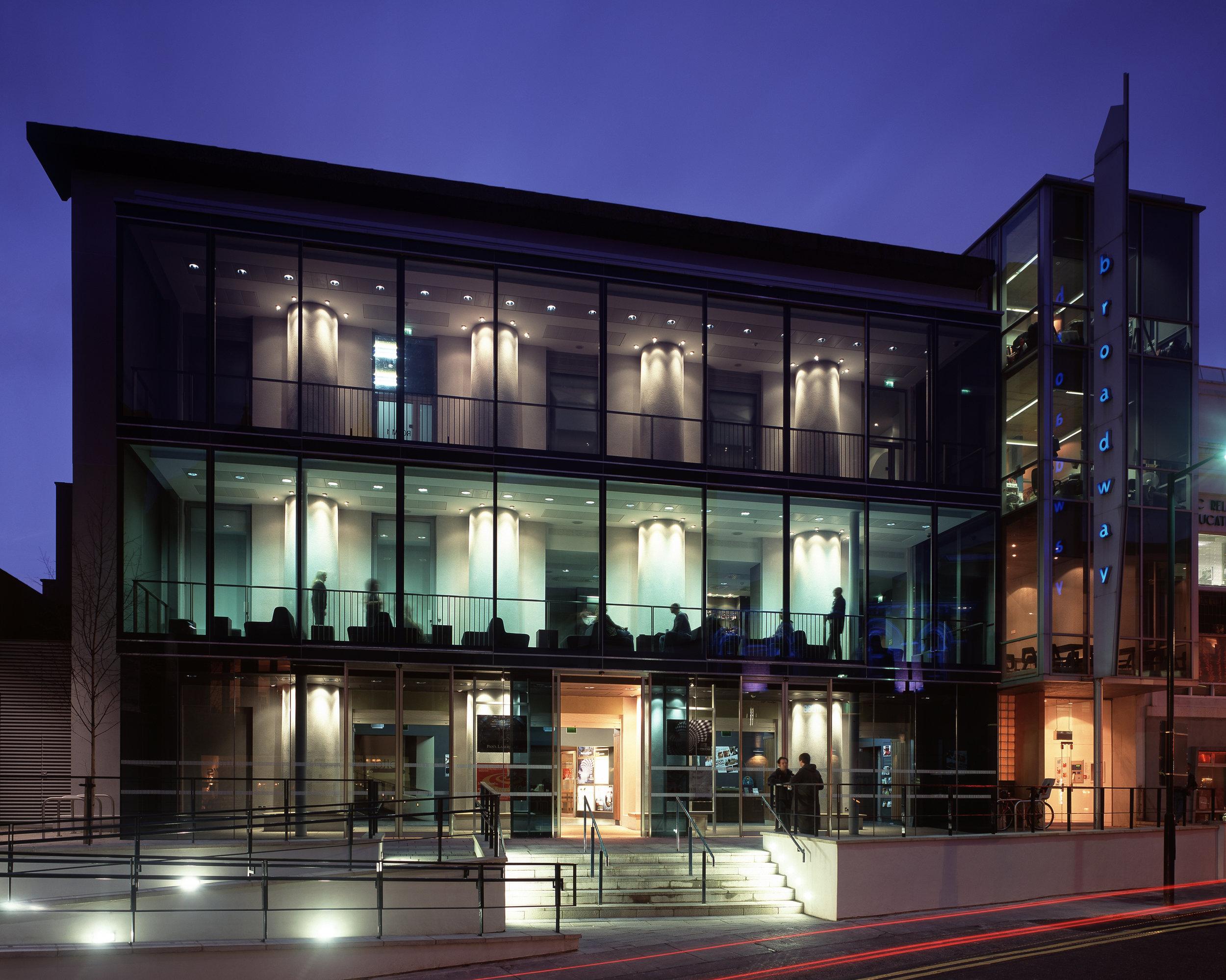 Broadway, Nottingham's Media Centre