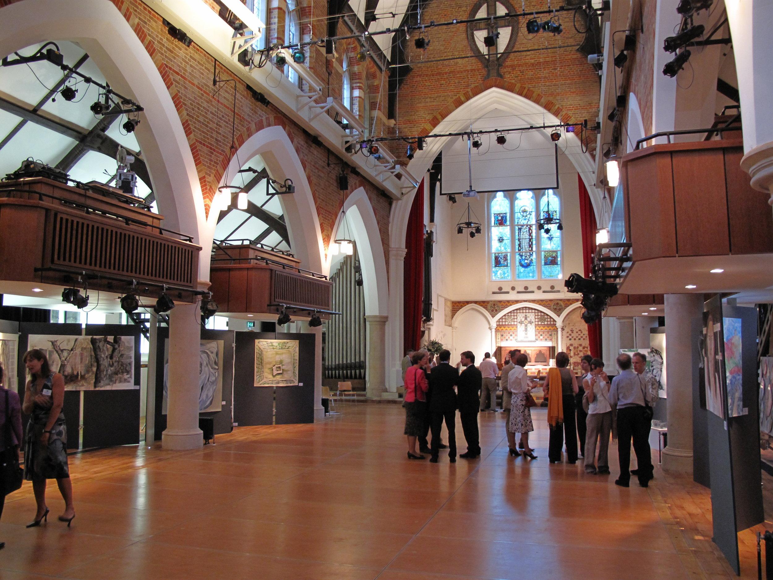 The Bishop Centre, Godolphin &Latymer School