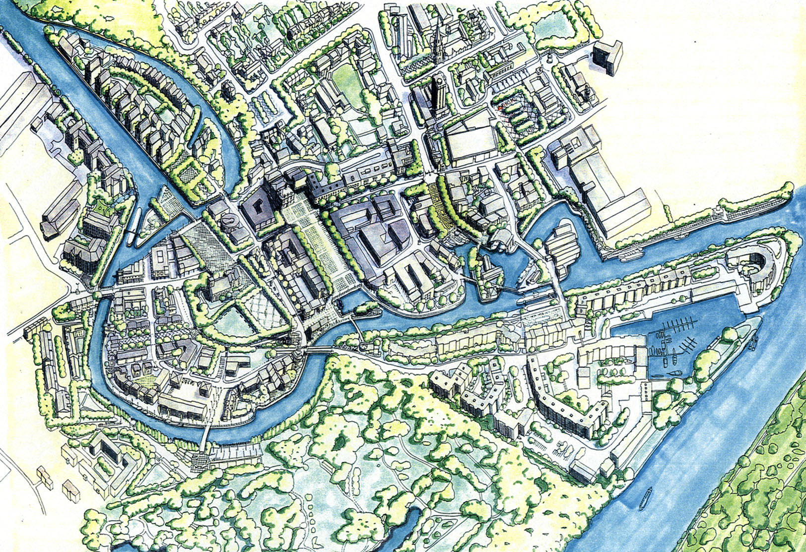 Brentford Urban Design Framework