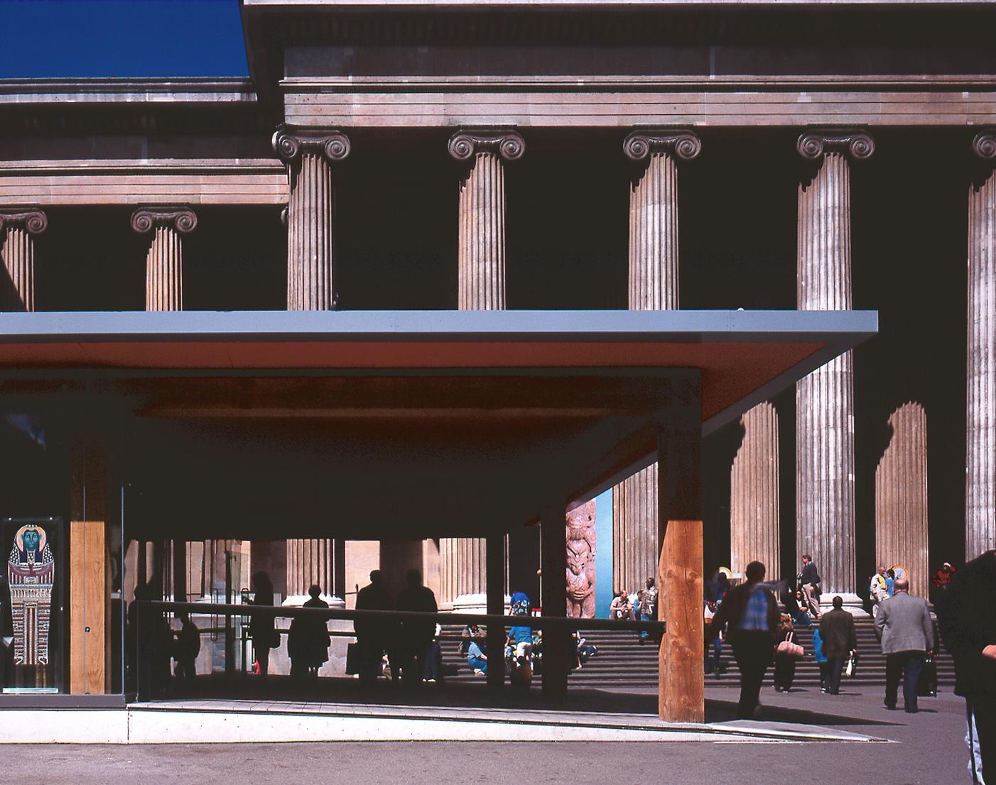British Museum Temporary Shop