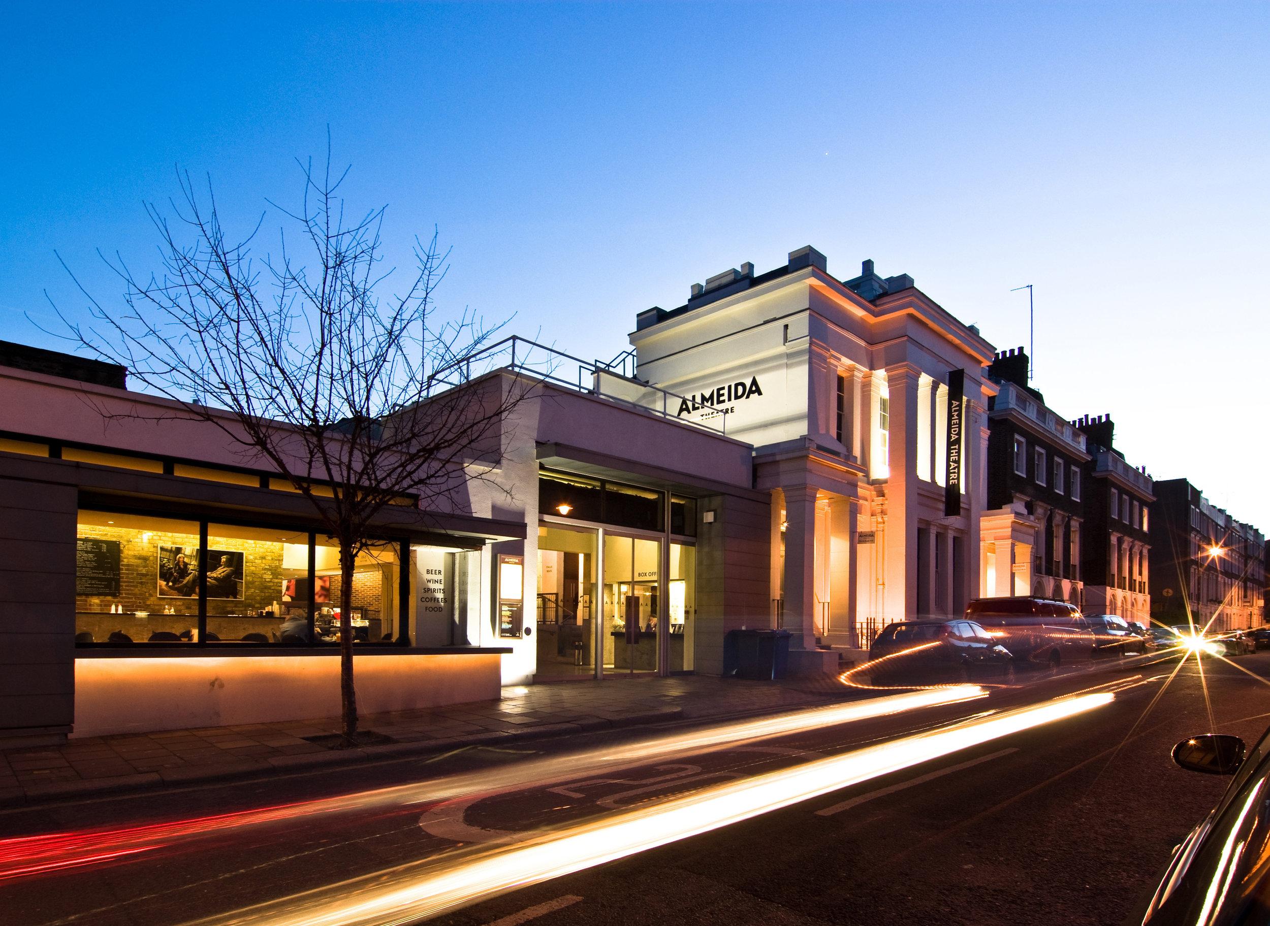 Almeida Theatre, London Islington