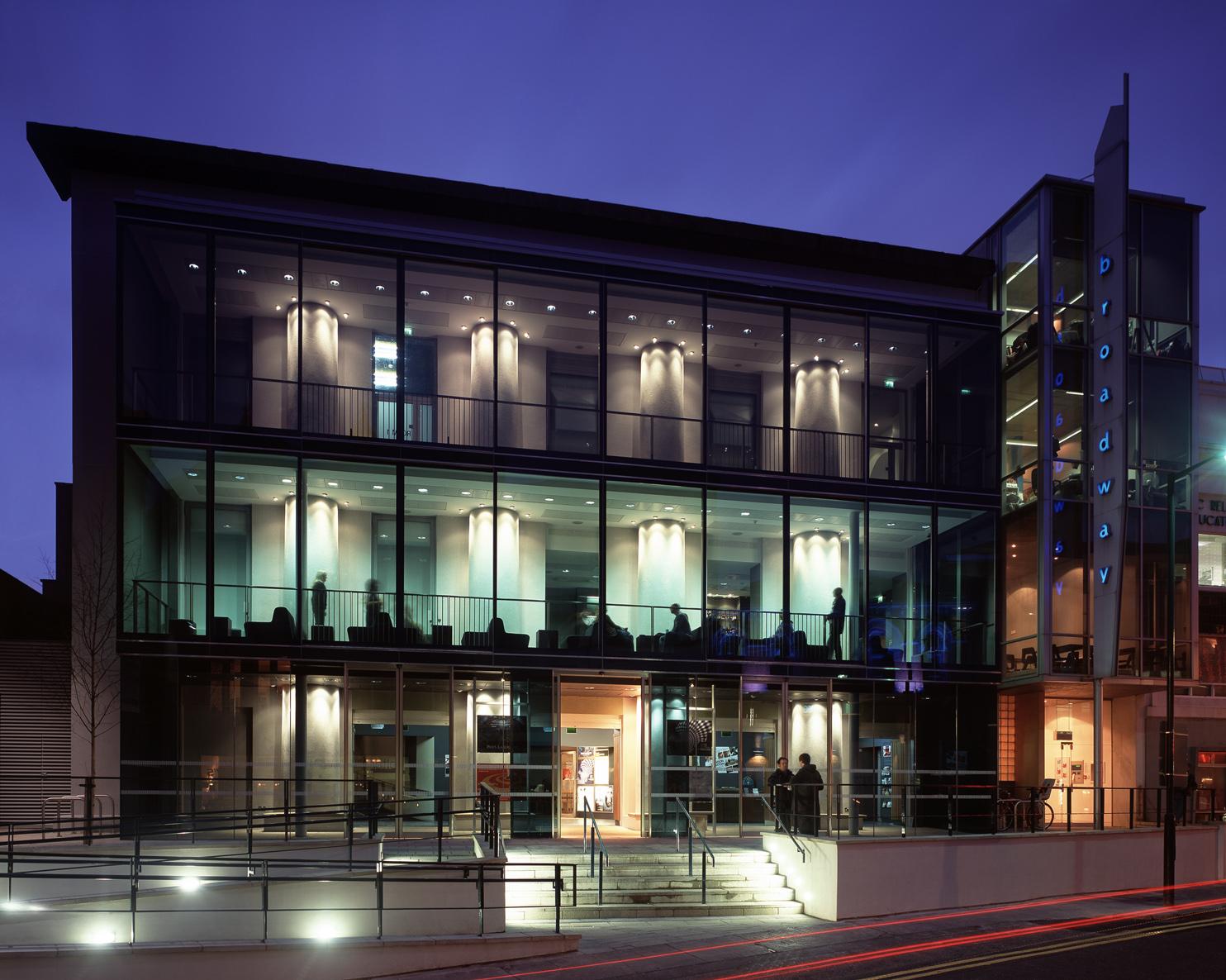Broadway Media Centre, Nottingham