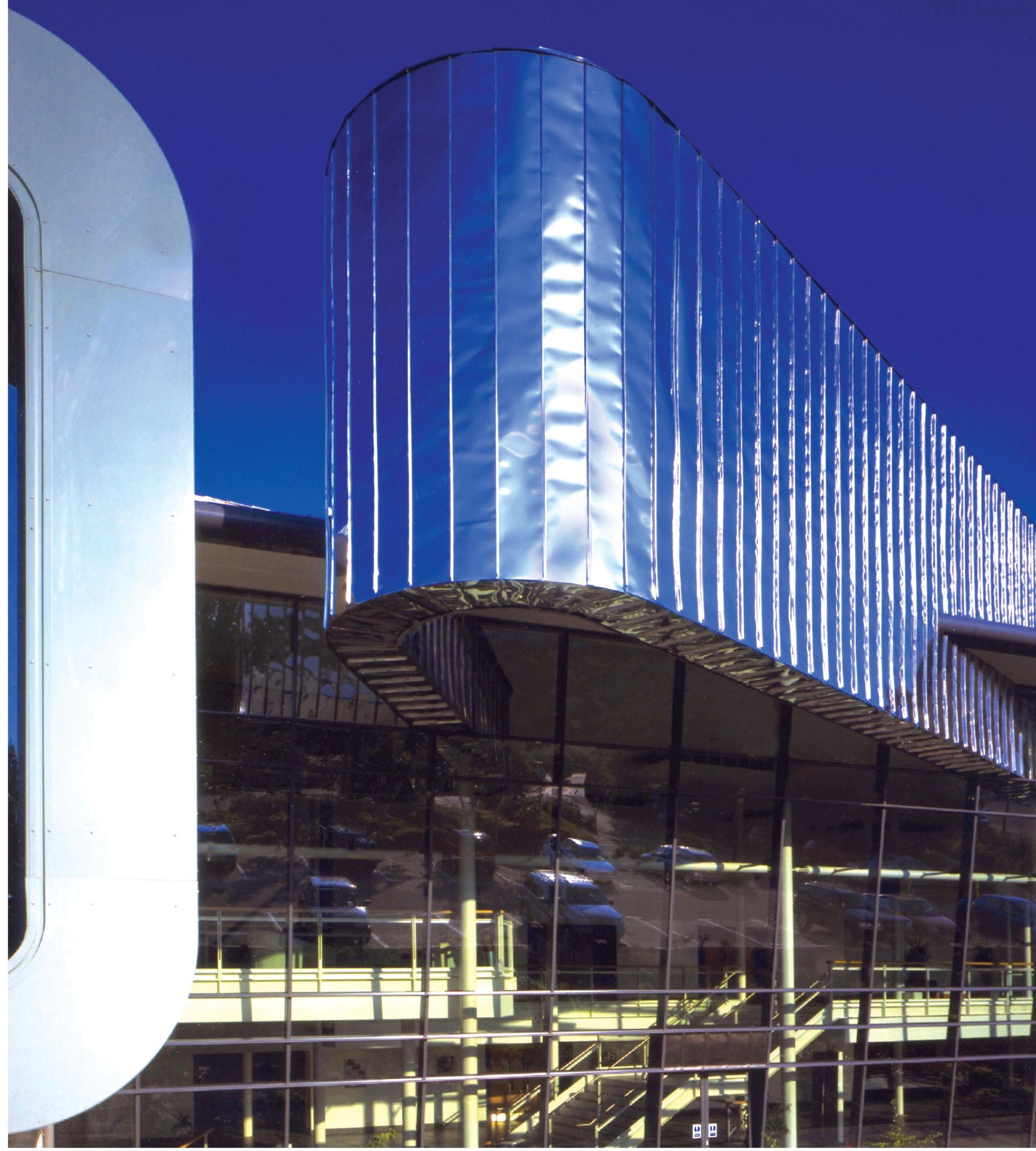 Telford International Centre by Aidan Ridyard at Hickton Madeley Architects