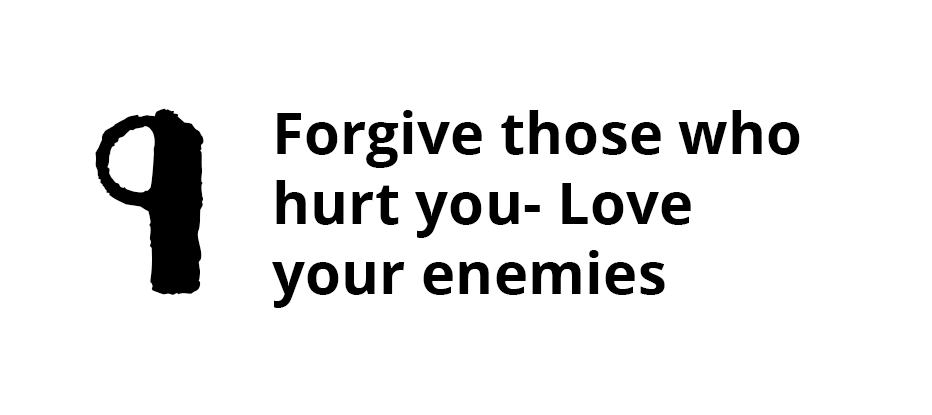 Forgiveness isn't for the person you are forgiving, it is for you. It helps you to let go and move on. To not hold grudges and hinder your growth or the path that God is leading you.