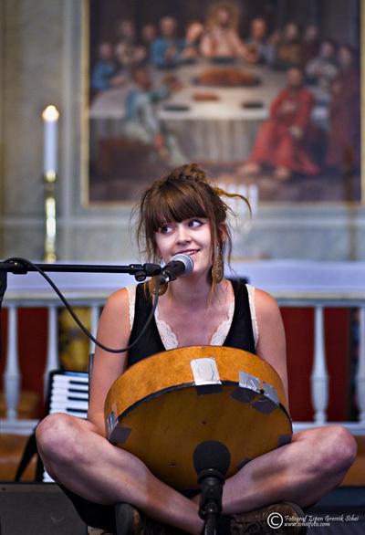 Concert at Månefestivalen 2010