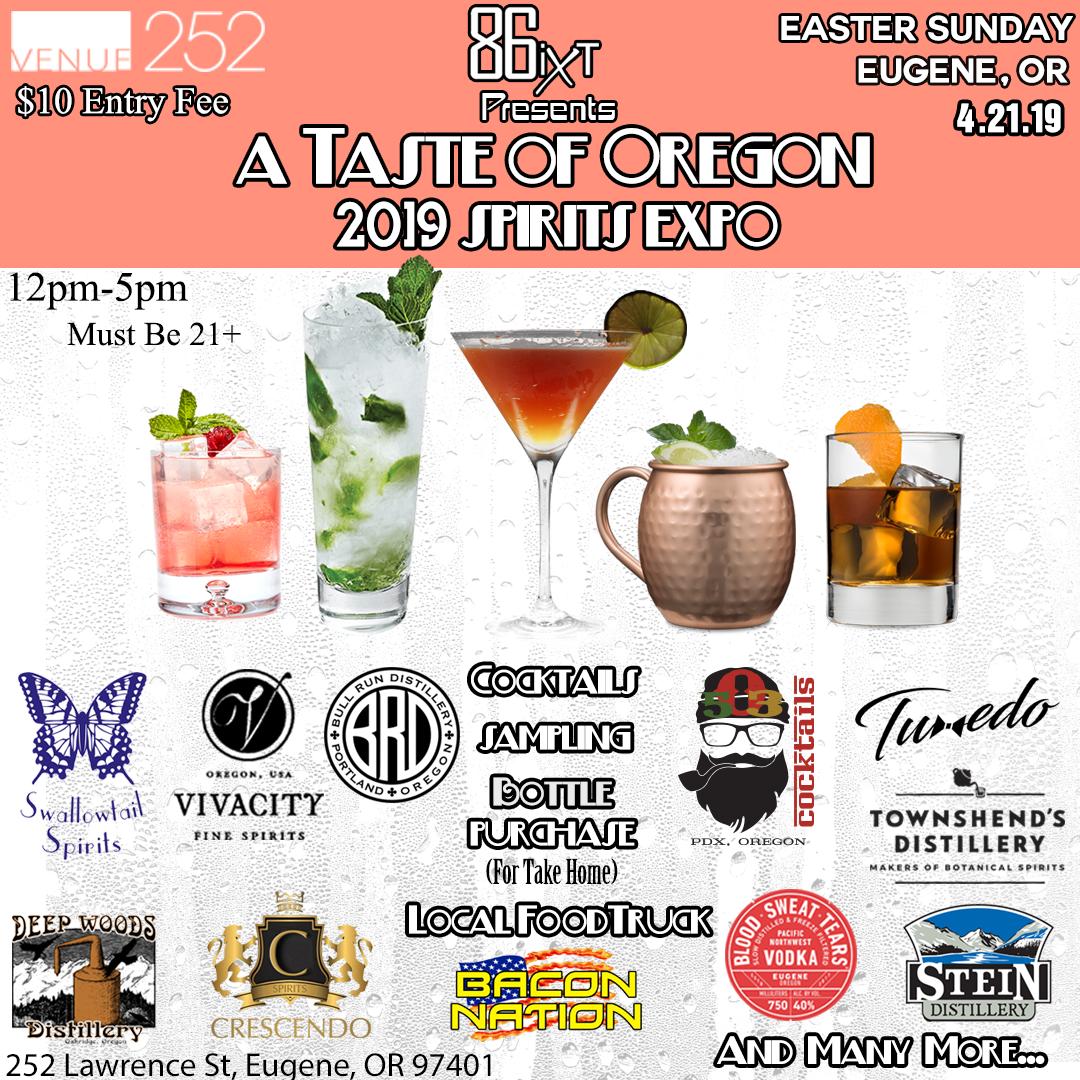 A Taste Of Oregon 2019 Spirits Expo Flyer.png