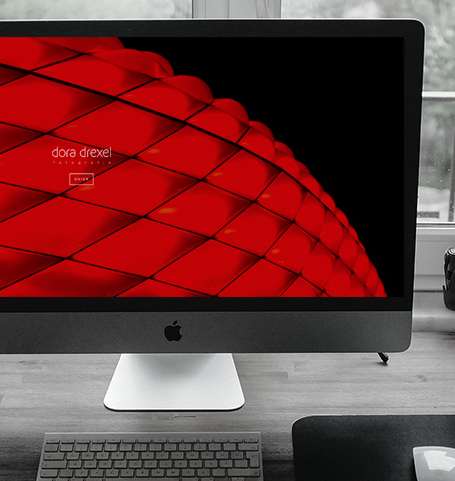 Webdesign für eine Fotografin