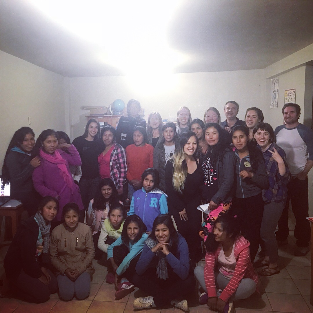 PERU + SACRED VALLEY PROJECT - 2018