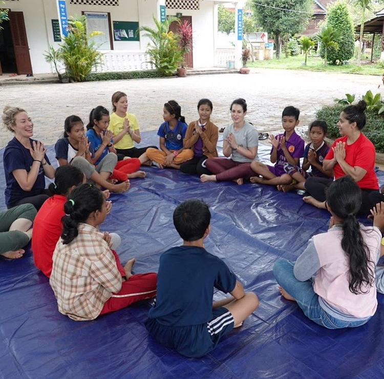 Cambodia + Ponheary Ly Foundation - 2018
