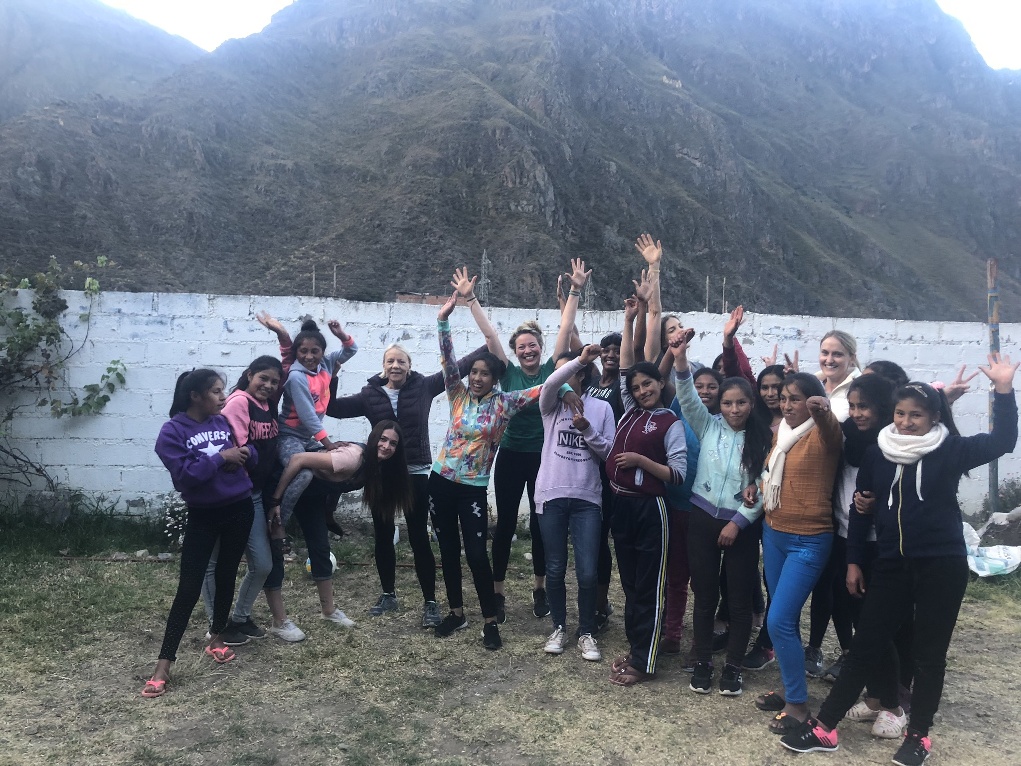 PERU + SACRED VALLEY PROJECT - 2019